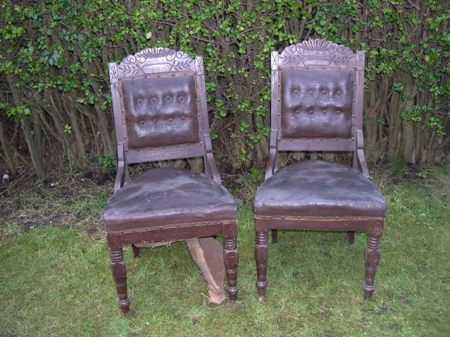 How the chairs came to me