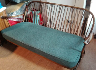 iconic ercol sofa
