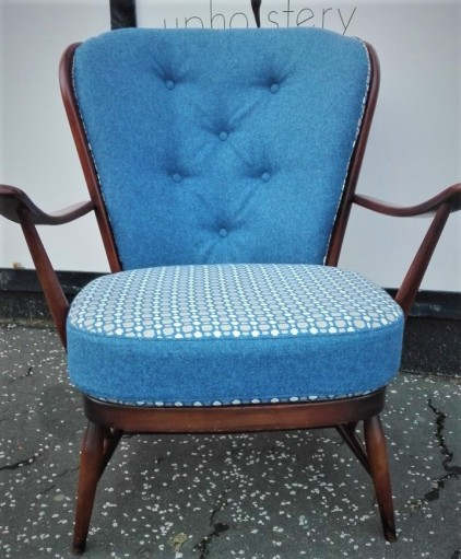 Ercol arm chair 477