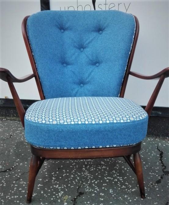 Ercol arm chair 477