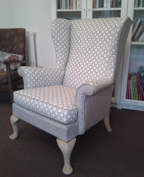 Flamingo Upholstery Restyling Your Chair With Quality And Flair - Parker knoll egg chair