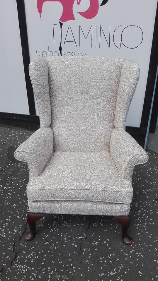Parker Knoll chair after