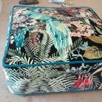 rainforest cushion 1